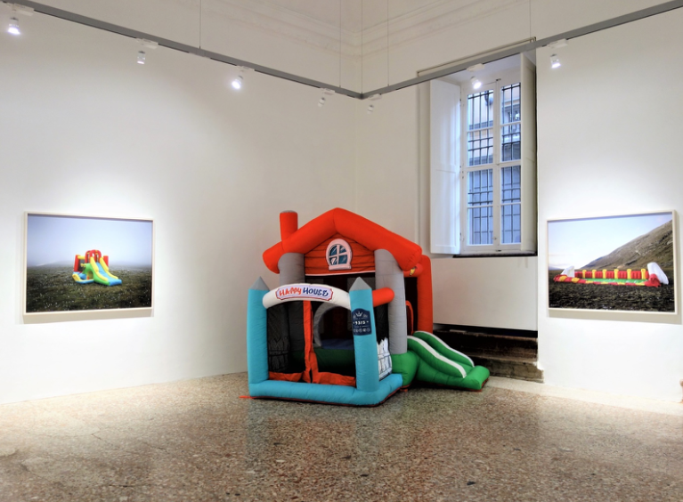 S.Cerio Installation View