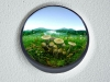 Goldcap Mushroom Cluster #1, 2012