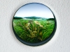 Goldcap Mushroom Cluster #2, 2012