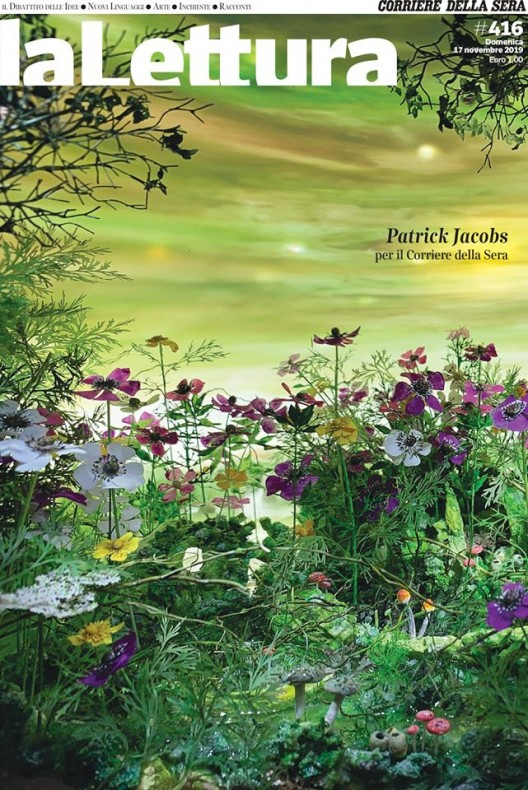 Patrick Jacobs per il Corriere della Sera